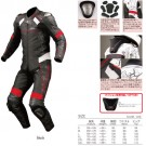 S-45 TITANIUM LEATHER SUIT